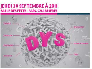 Conférence : Mieux comprendre les troubles DYS